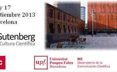 La ciència al teu món al Campus Gutenberg
