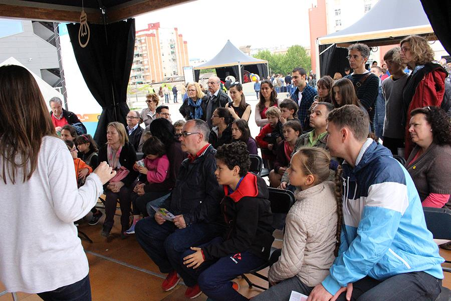 Outreach Activities in Science & Technology Festivals