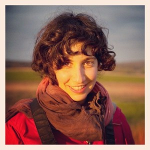 Alicia Gallego, investigadora pre-doctoral de Espinosa's Lab (FPU-MEC) a l'Institut de Biologia Evolutiva,