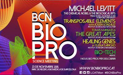 BCN Bio Pro Science Meeting