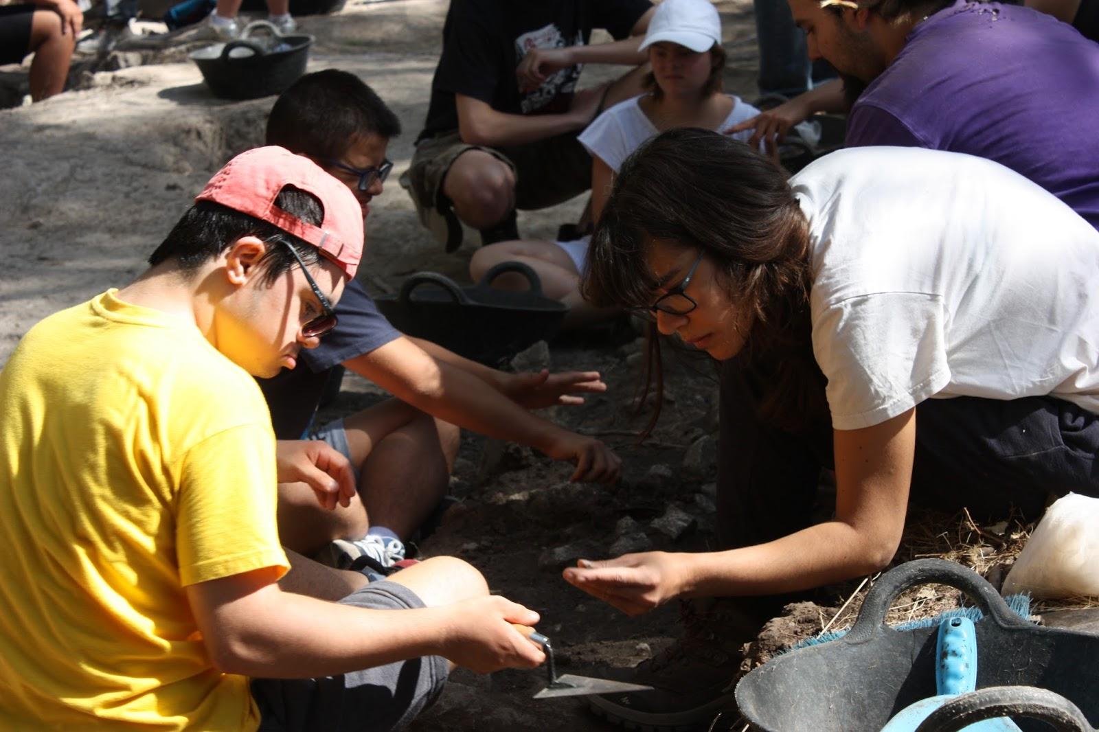 ¡Somos Arqueólogos!, Primer vídeo de la sèrie #BCN6000Años