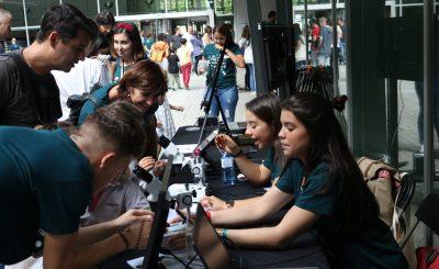 Estudiantes y profesores de Granada y Castilla la Mancha como embajadores de la Ciencia Ciudadana