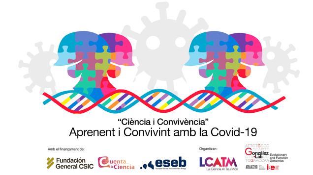 Ciència i Convivència reprèn els seus tallers de cultura científica i s'internacionalitza adaptant-se a la COVID-19