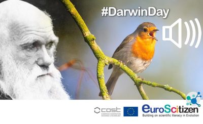 EuroScitizen Network, COST Action to promote science literacy in evolution