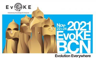 Save the Date! EvoKE 2021 meeting, November 22nd – 24th Barcelona, Spain