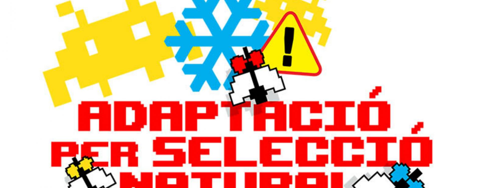 Adaptation by Natural selection – Interactive educational