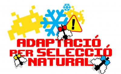 Adaptation by Natural selection – Interactive educational