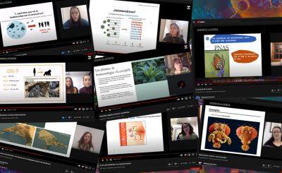 Es completa amb èxit el cicle  'Coneixement i convivència davant la pandèmia' de Visions de la Ciència